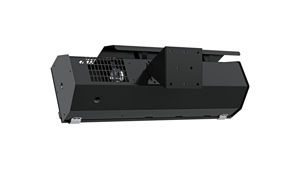 Seramik Plakalı Doğalgazlı Cam Panelli Radyant Isıtıcı - Gufo NG - 11,4 kW2