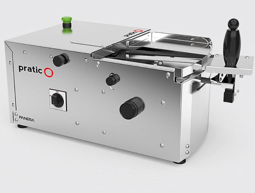 Pratico Simit Hamburger Sandviç Kesme Makinası